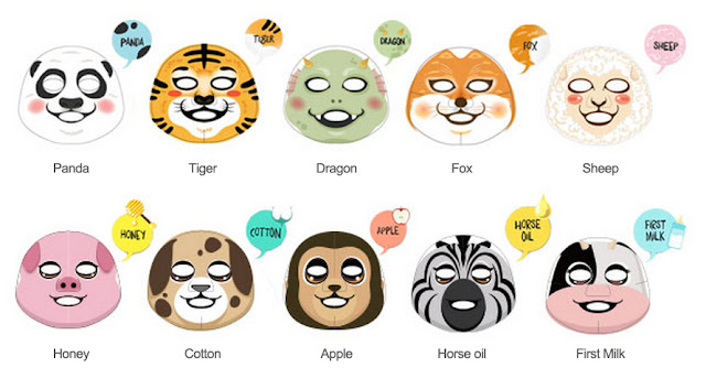 TheFaceShop Character Mask