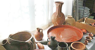 2,200-year-old 'dinner set' found in ancient city of Aigai