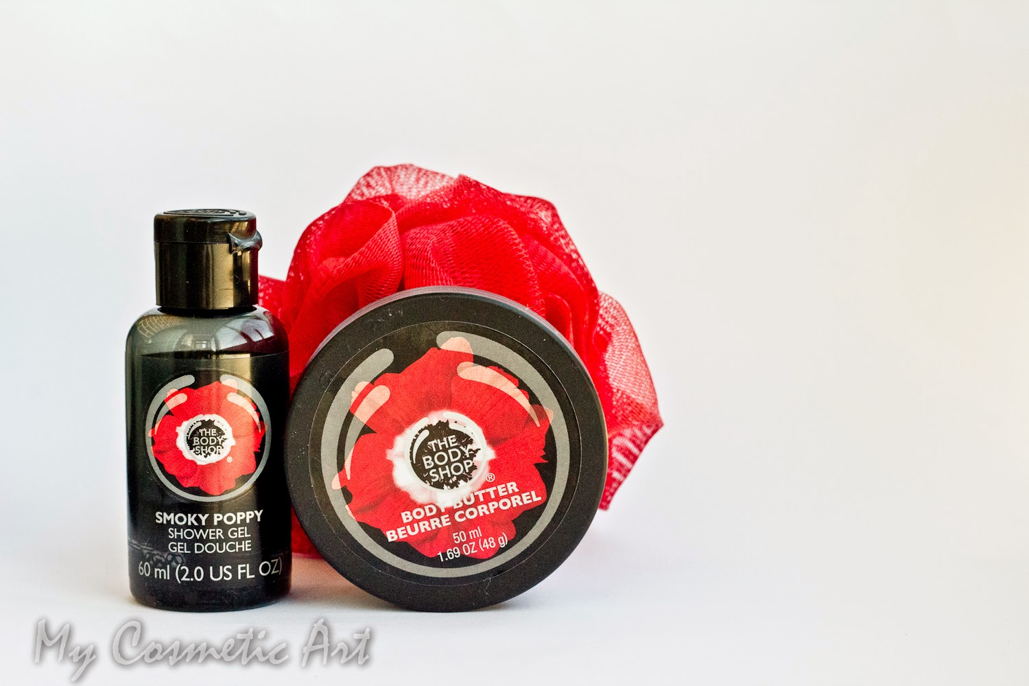 Smoky Poppy, la línea de amapola de The Body Shop
