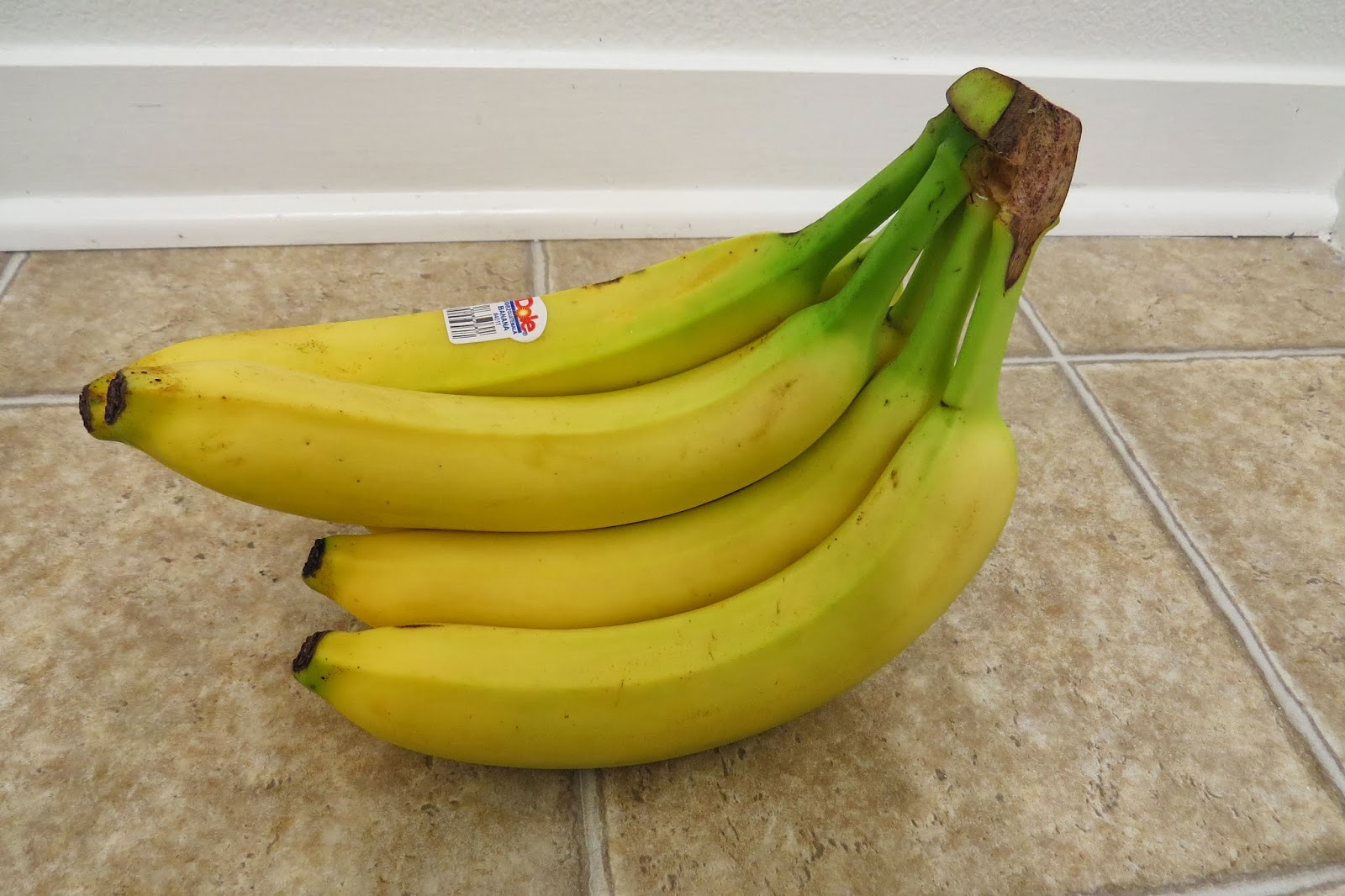 I Bought A Bunch Of Bananas At My Local Albertsons In Order To Share With You How