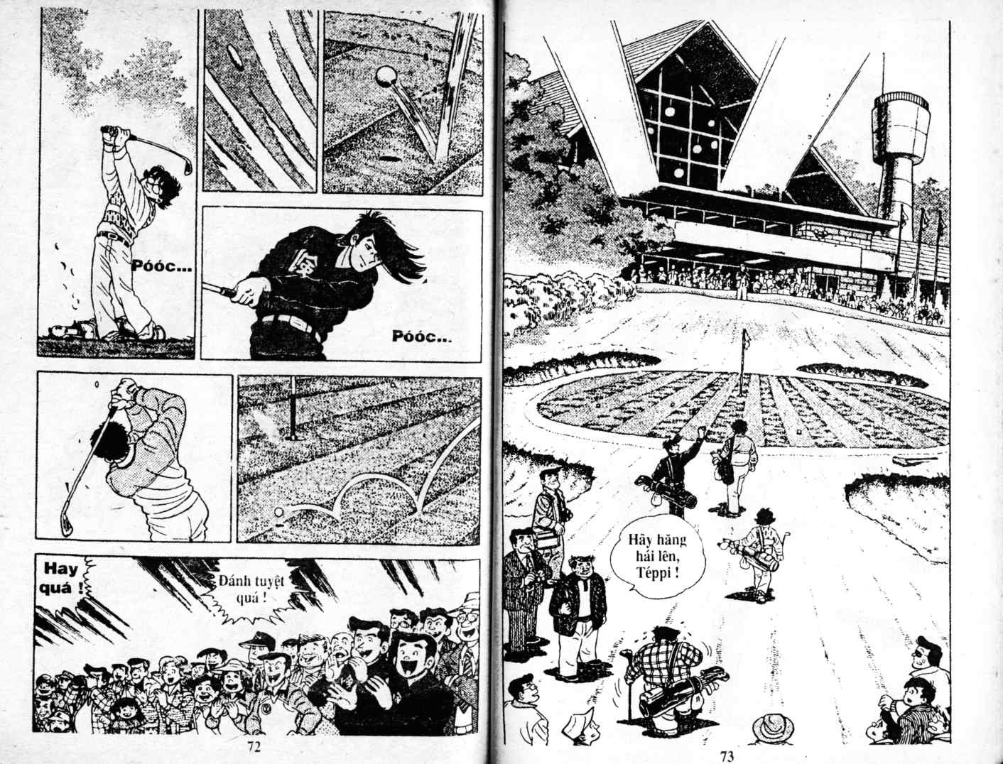 Ashita Tenki ni Naare chapter 4 trang 36