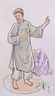 VHTK Thánh Vincentê Ðỗ Yến, Lm, ngày 30.06