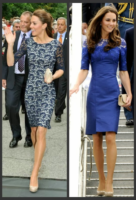 Kate Middleton - Style Up Your Look with Lace : DIY Fashion