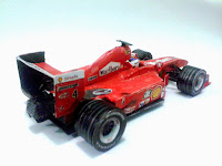 Ferrari 2000 Barrichello