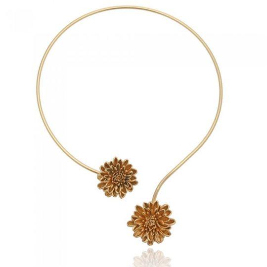 Thallo - bijuterii grecesti din flori naturale pandantiv
