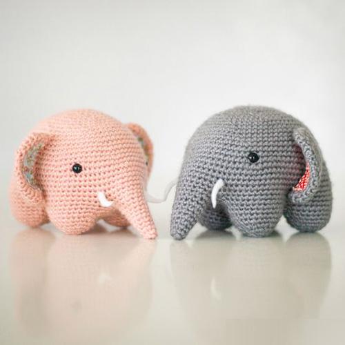 Elephant - Free Pattern