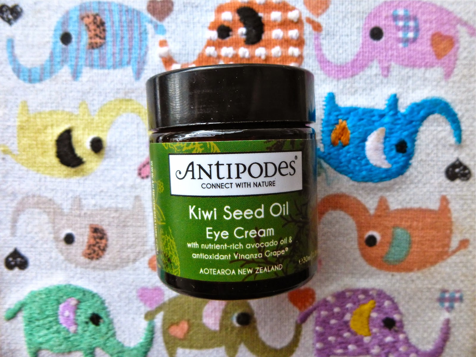 What Louise is Loving: Antipodes Kiwi Seed Oil Eye Cream