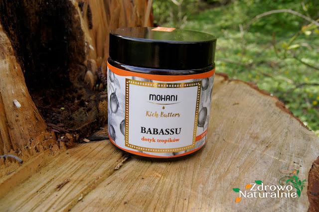 MOHANI - Masło babassu  - nowość na rynku polskim