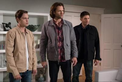 Jack sale por primera vez de cacería con los Winchester