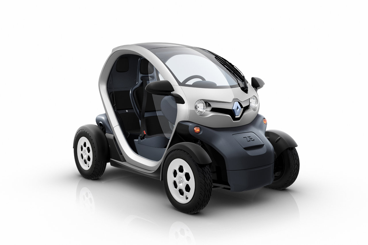 renault twizy demetra green. Black Bedroom Furniture Sets. Home Design Ideas