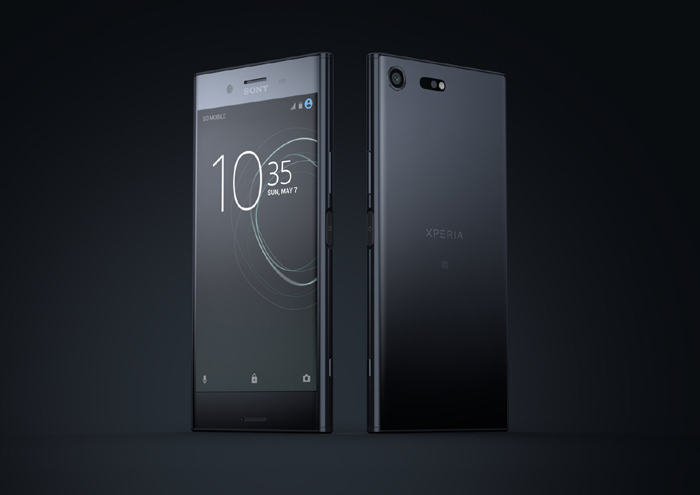 XPERIA XZ Premium ブラック(黒)