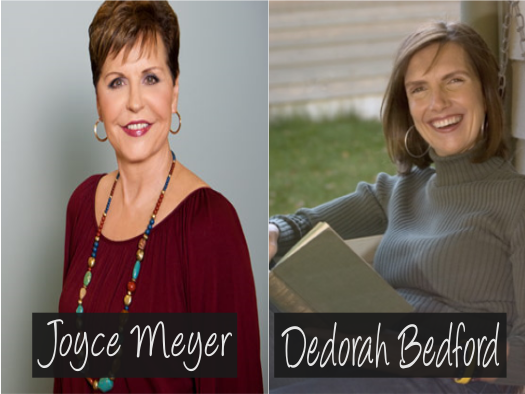 Joyce Meyer e Deborah Bedford