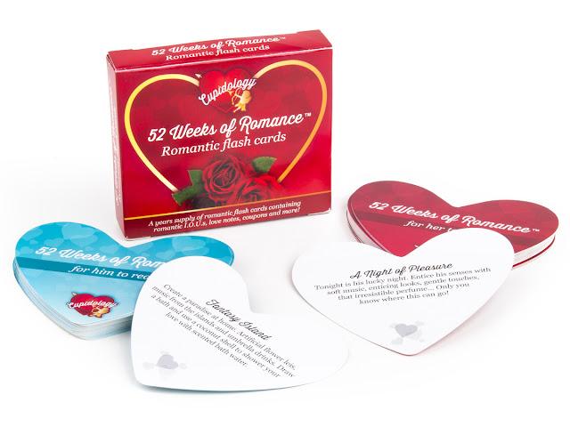 52 weeks of romance kærlighedskort