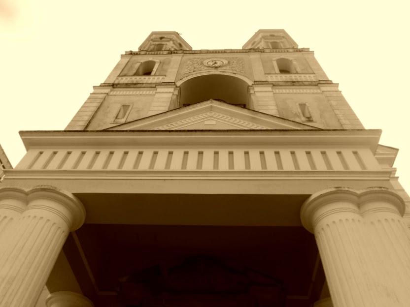 Fachada da Catedral de Florianópolis