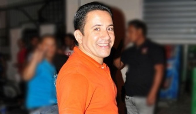 empresario Augusto Vargas