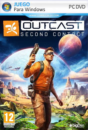 Outcast Second Contact PC Full Español