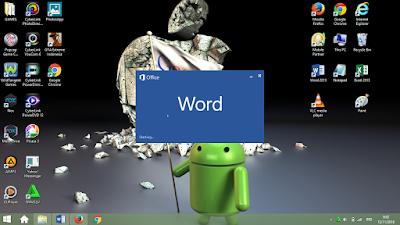 Cara Membuat, Menyimpan dan Mencetak Dokumen Pada Ms.Word 2010
