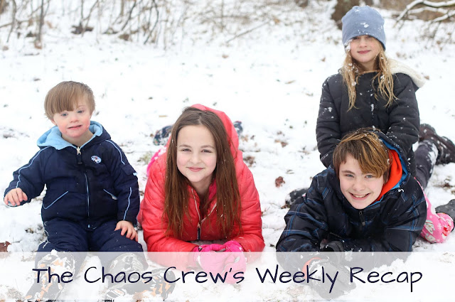 The Chaos Crew's Weekly Recap