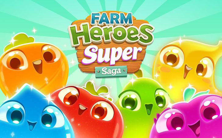Farm Heroes Super Saga Free App Game By King.com Limited