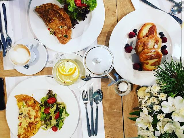 Projekt Kuchnia- idealne miejsce na śniadanie z dzieckiem