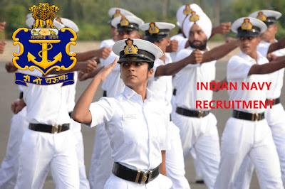 INDIAN NAVY RECRUITMENT 2019 SAILOR
