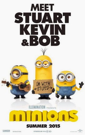 Minions 2015 Animated Comedy Film