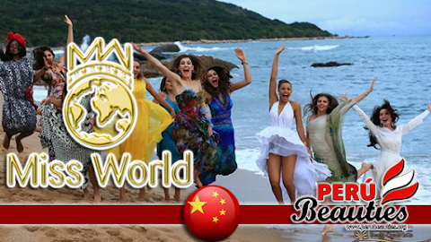 Beach Party! - Miss World 2015