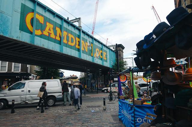 カムデン・ロック・プレイス(Camden Lock Place)