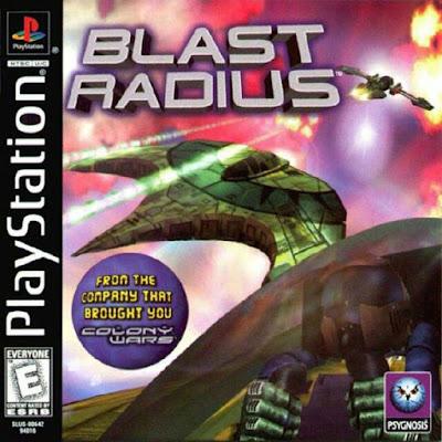 descargar blast radius psx mega