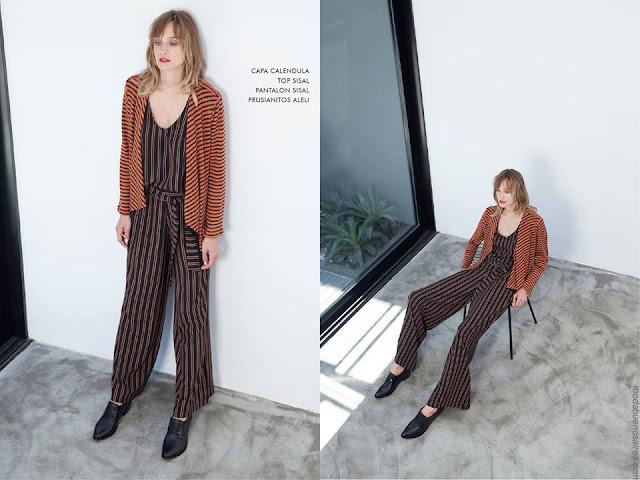 Moda invierno 2017 ropa de mujer 2017.