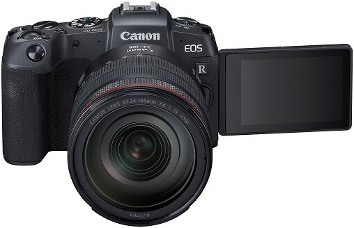 Canon Unveils EOS RP; Canon's Newest Full-Frame Mirrorless Camera