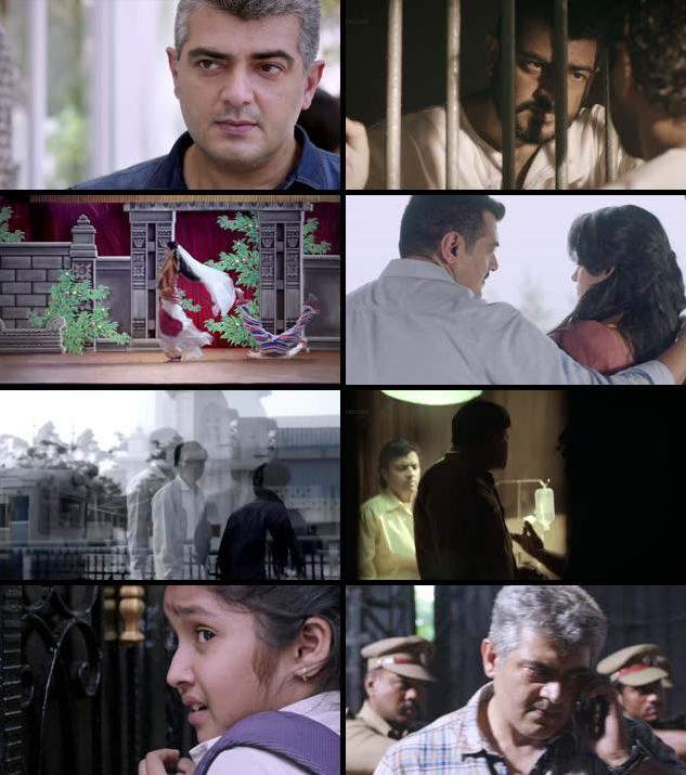 Yennai Arindhaal 2015 UNCUT Dual Audio Hindi 720p HDRip