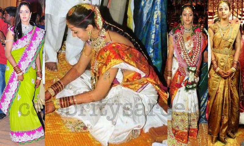 Sneha Reddy Sarees Vs Lakshmi Pranathi Sarees Saree Blouse
