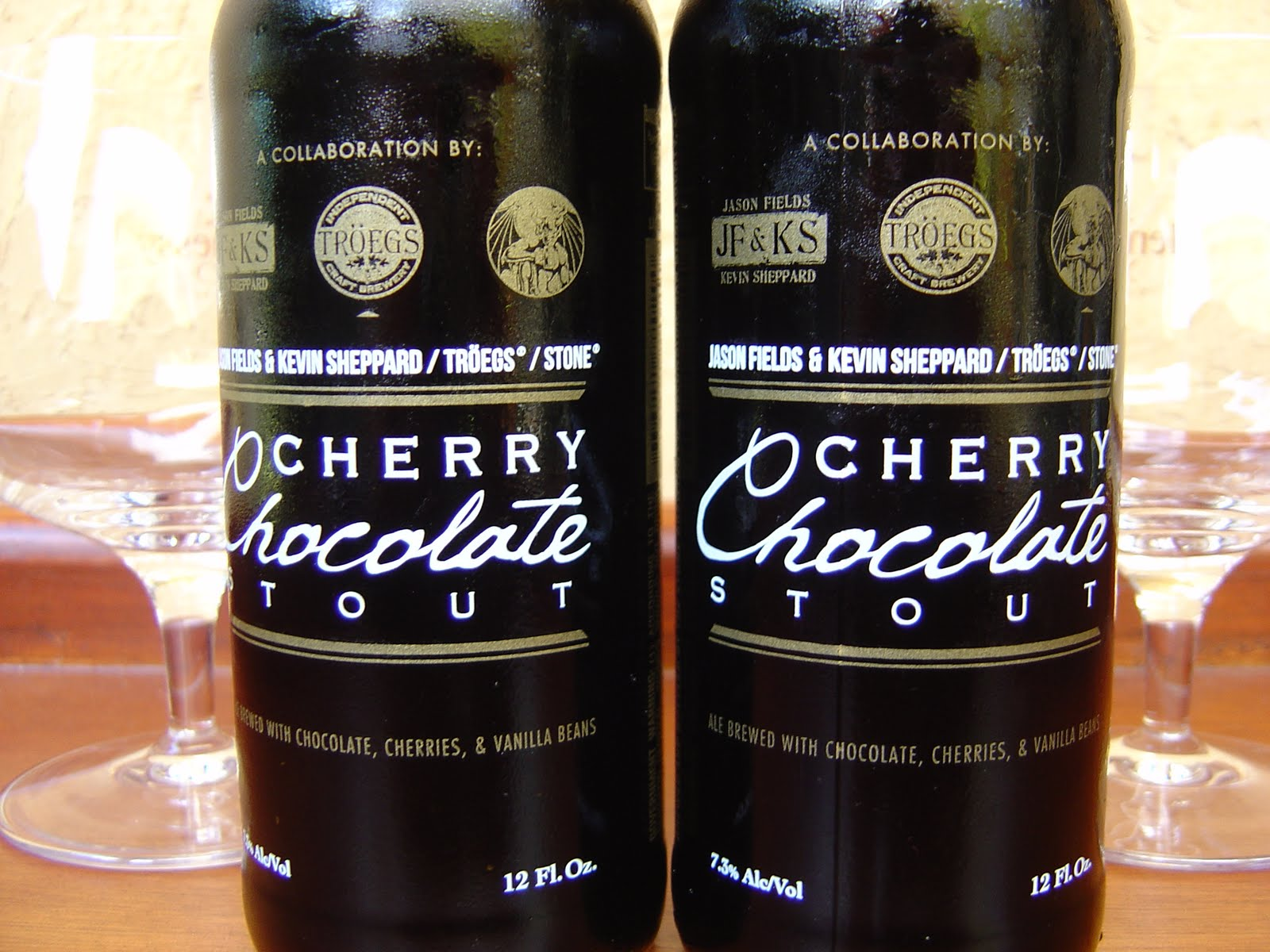 Daily Beer Review The Great Frozen Cherry Chocolate Stout
