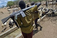 GUNMEN KILL CATTLE BREEDERS' LEADER, THREE OTHERS IN BAYELSA