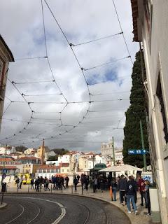 Miradouro Portas do Sol - Lisboa