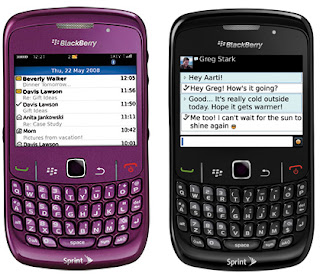 Blackberry Curve Aries 8530 Terbaru Bulan April 2013 | Info HP Terbaru