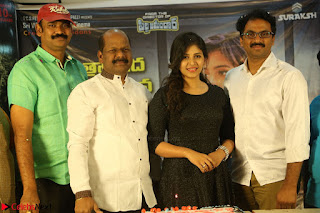 Anjali in Black Short Dress at Chitrangada Movie Success Meet ~  002.JPG