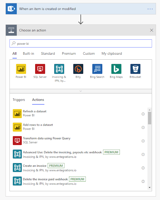 Power BI Service and Mobile October and November 2019 feature summary