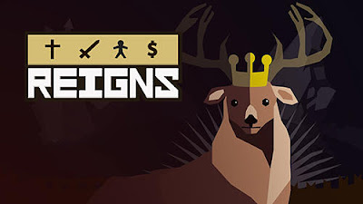 Reigns Apk for Android (paid)