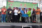 Camat Tambora Sampaikan Apresiasi Acara Festival Kampoeng Laksa.