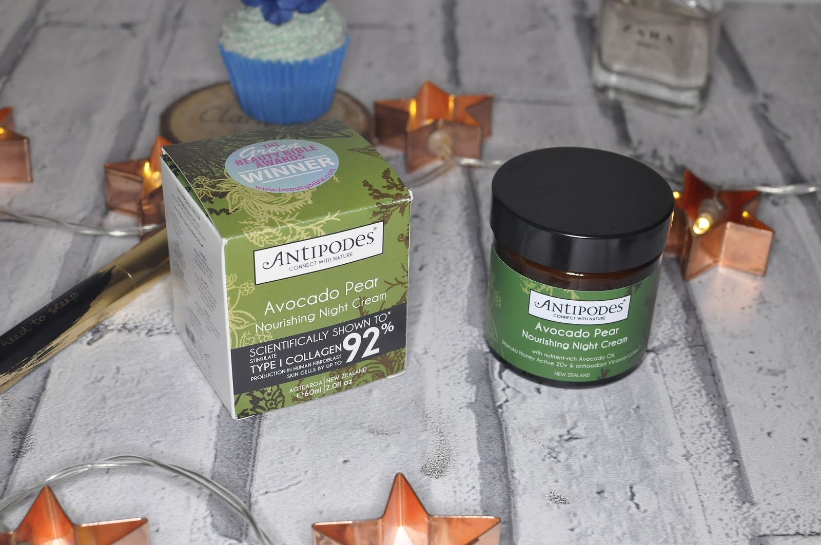 Antipodes Avacado Pear Nourishing Night Cream