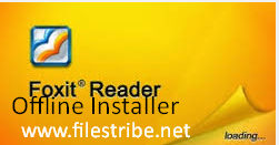 Foxit Reader Offline Installer free Download
