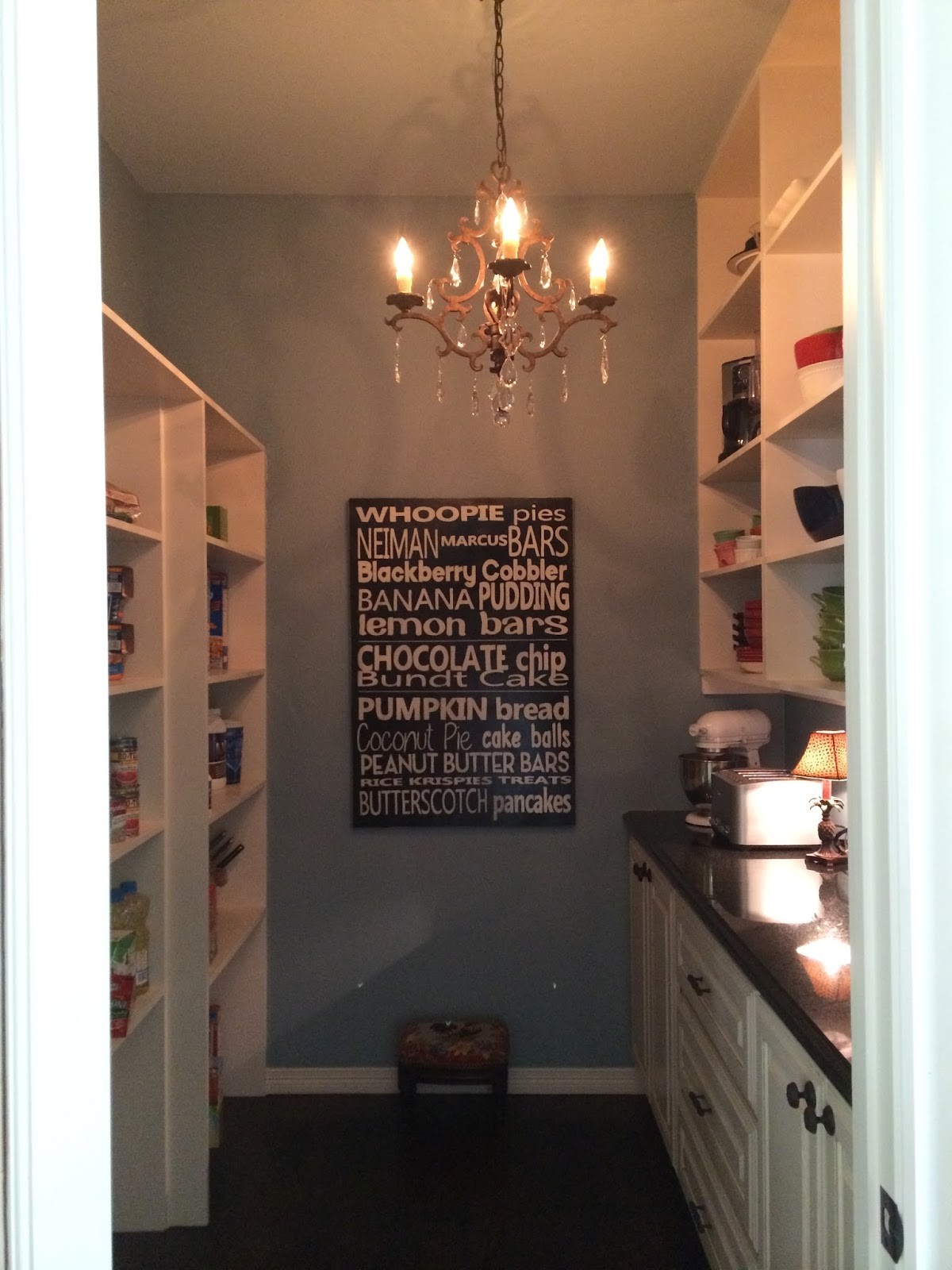 , Show & Tell Tuesday: My Favorite Room