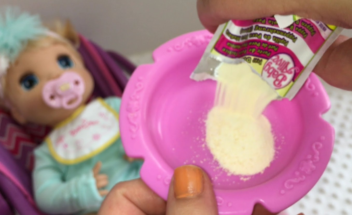 Fun With Baby Alive Feeding Baby Alive Beatrix