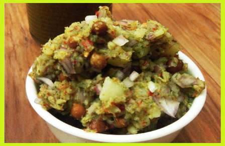 गोलगप्पे का मसाला आलू रेसिपी - Golgappa Aloo Mix Recipe in Hindi