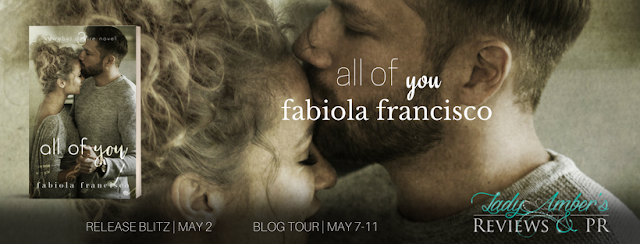 Blog Tour: All of You by Fabiola Francisco
