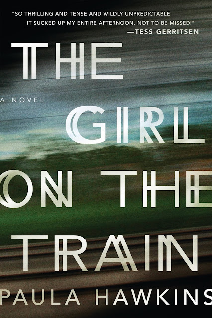 Girl on the train Paula Hawkins