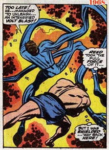 Fantastic Four 78-BenGrimm