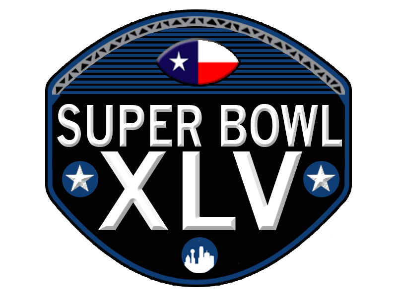 Super Bowl 45 Logo Sports Logo Spot: Supe...